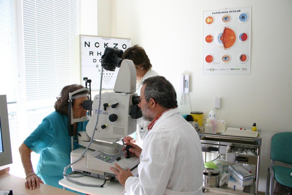 Provincia   Consulta Oftalmología