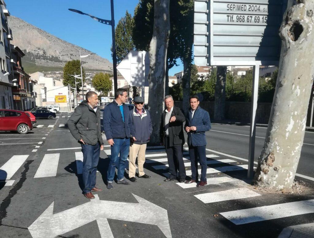 Vélez-Rubio   Comprobando las actuaciones