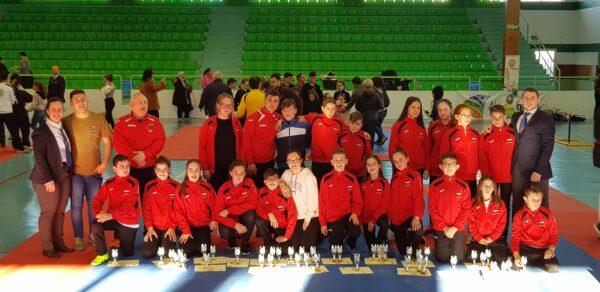 Abla   Representación del club en el Campeonato de Andalucía celebrado en Almuñécar