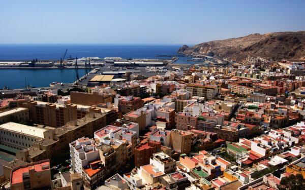 Almería | Panorámica de Almería
