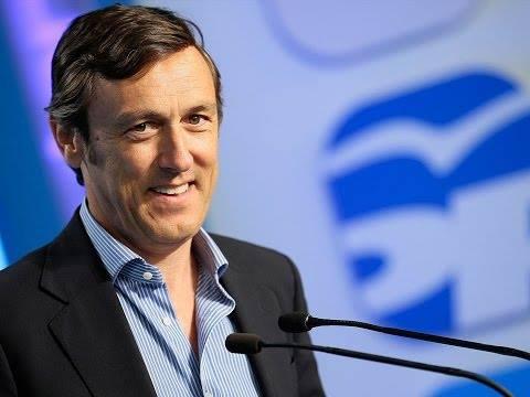 Rafael Hernando Senador Del Partido Popular Por Almería La