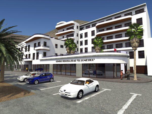 Proyecto de residencia del Ayuntamiento de Carboneras
