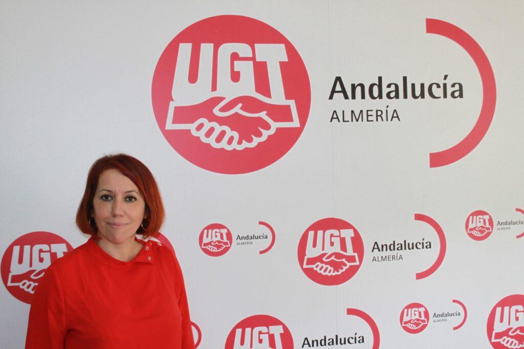 Carmen Vidal UGT