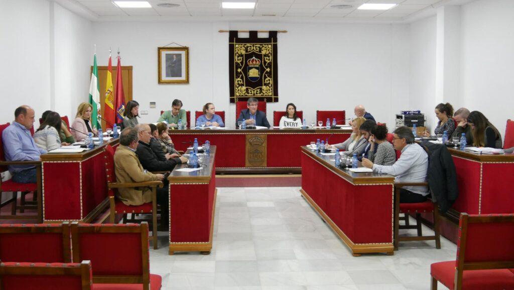 Adra   Pleno Ayuntamiento de Adra