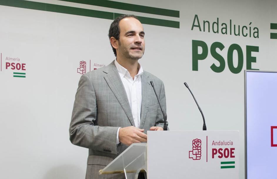 José Luis Amérigo, Portavoz y candidato del PSOE a la alcaldía del Ayuntamiento de Carboneras