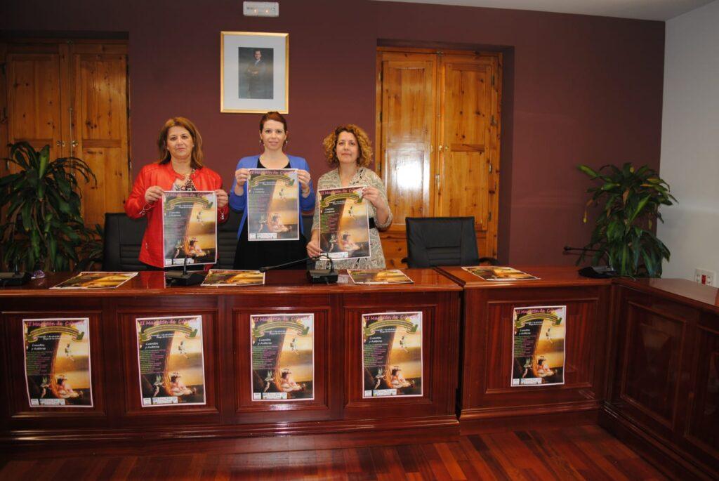 Huércal de Almería   Presentación del certamen