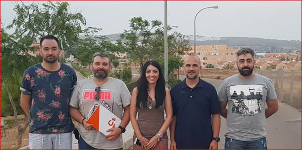 Huércal de Almería   Miembros de C's