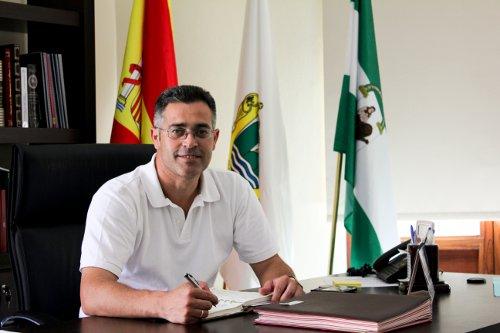 Antonio Martínez, Alcalde de Olula del Río