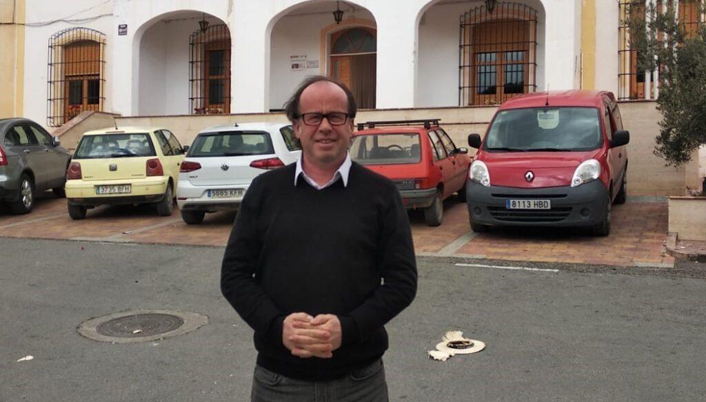 Diego Torres, Candidato socialista a la alcaldía de Oria
