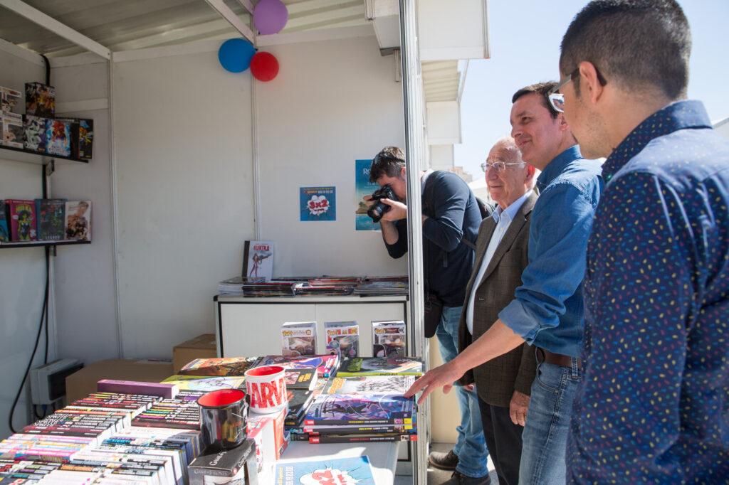 Roquetas de Mar   Feria del Libro