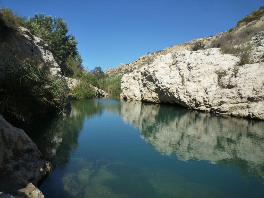 Rio Aguas en Almería