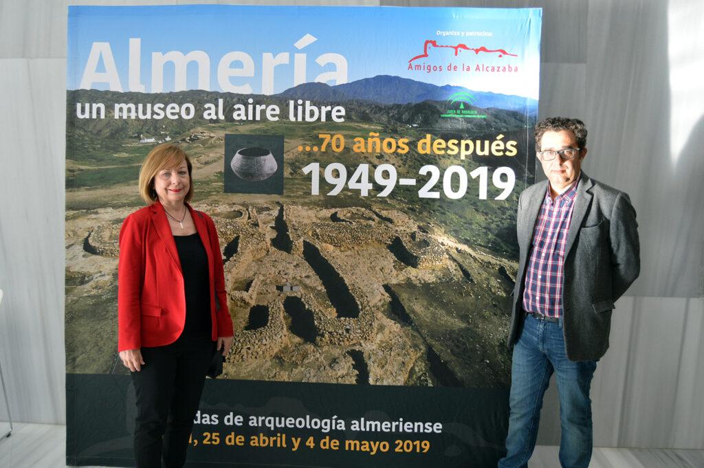 Almería | Jornadas de arqueología de Amigos de La Alcazaba