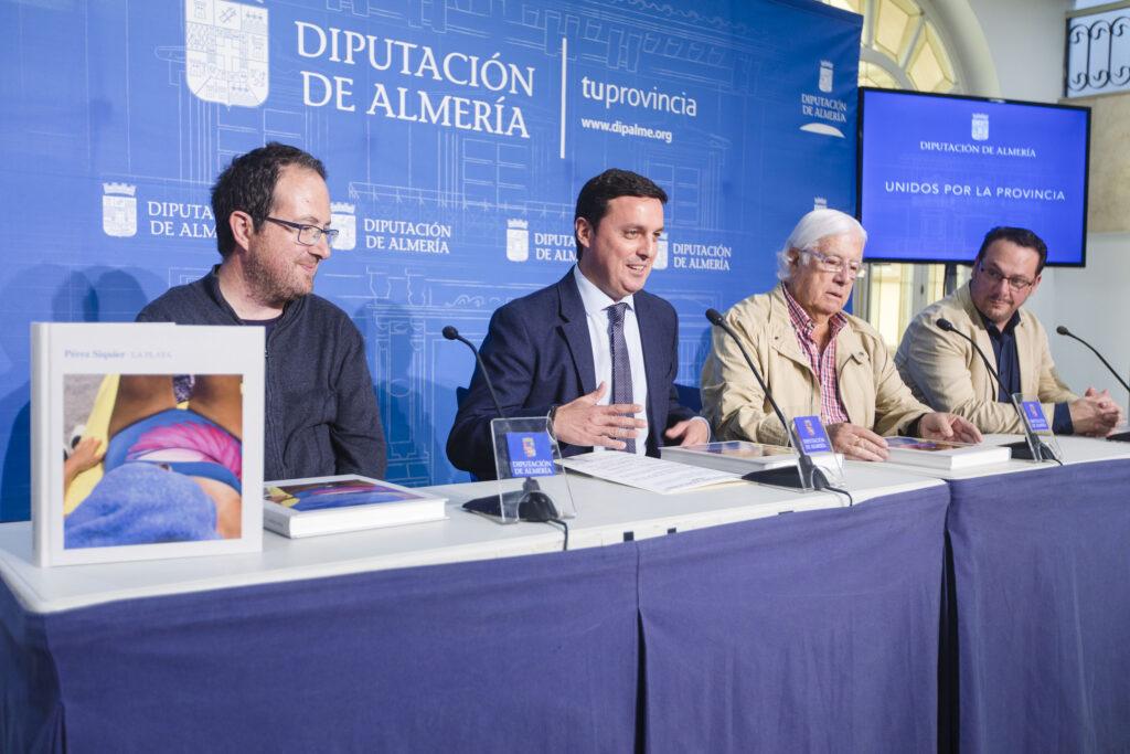 Almería   Presentación exposición Pérez Siquier