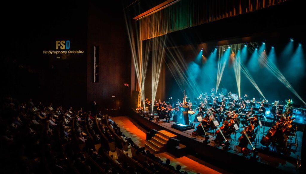 Roquetas de Mar   Film Symphony Orchestra