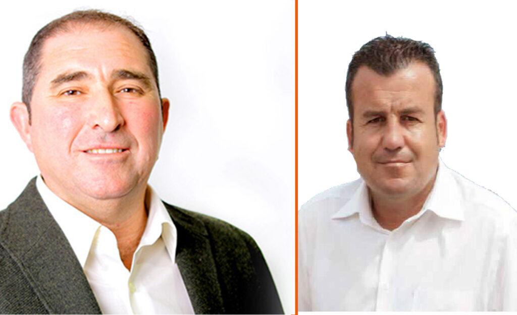 Francisco Navarro y Salvador Hernández