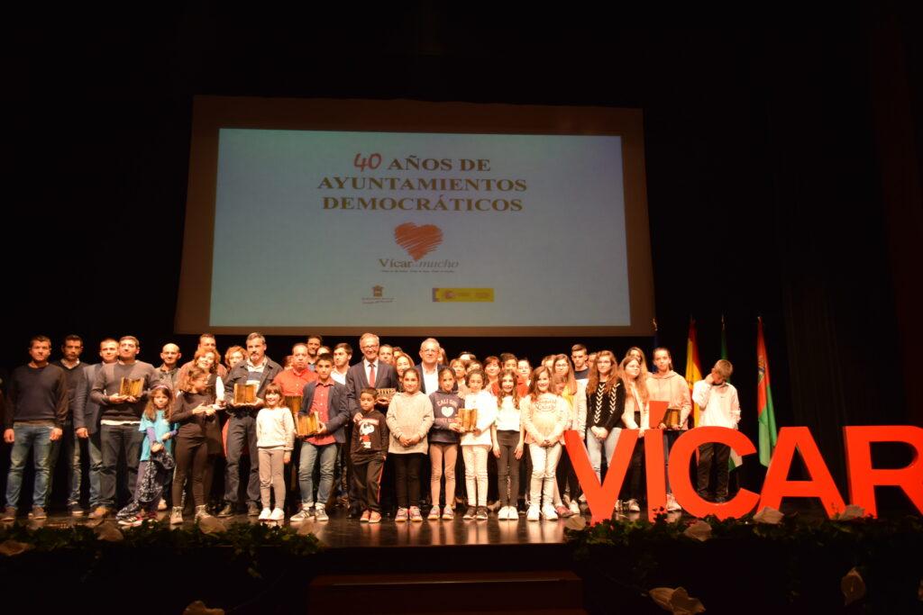 Premios Vícar 2019