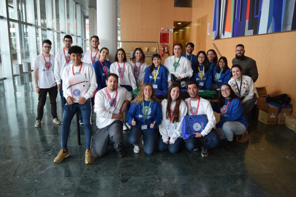 Almería   Futuros alumnos de la UAL