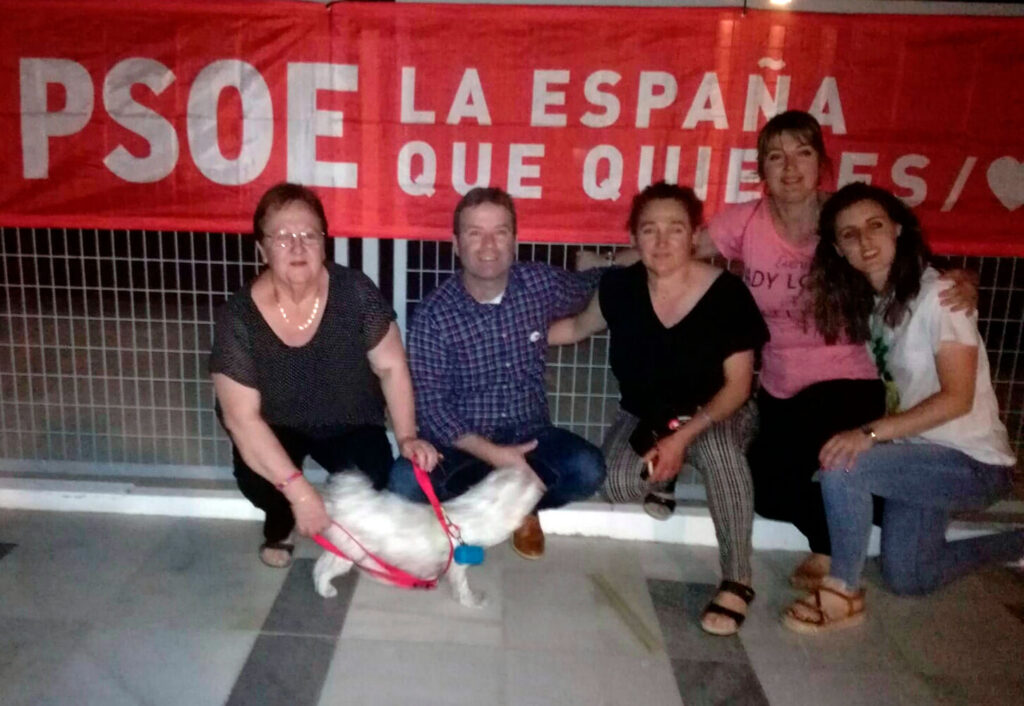 PSOE Chercos | Candidatura para las elecciones municipales