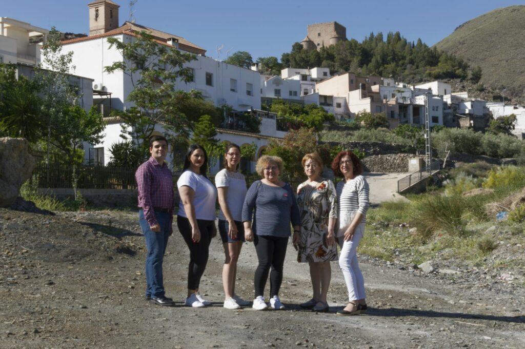 PSOE Gérgal | Candidatura para las elecciones municipales