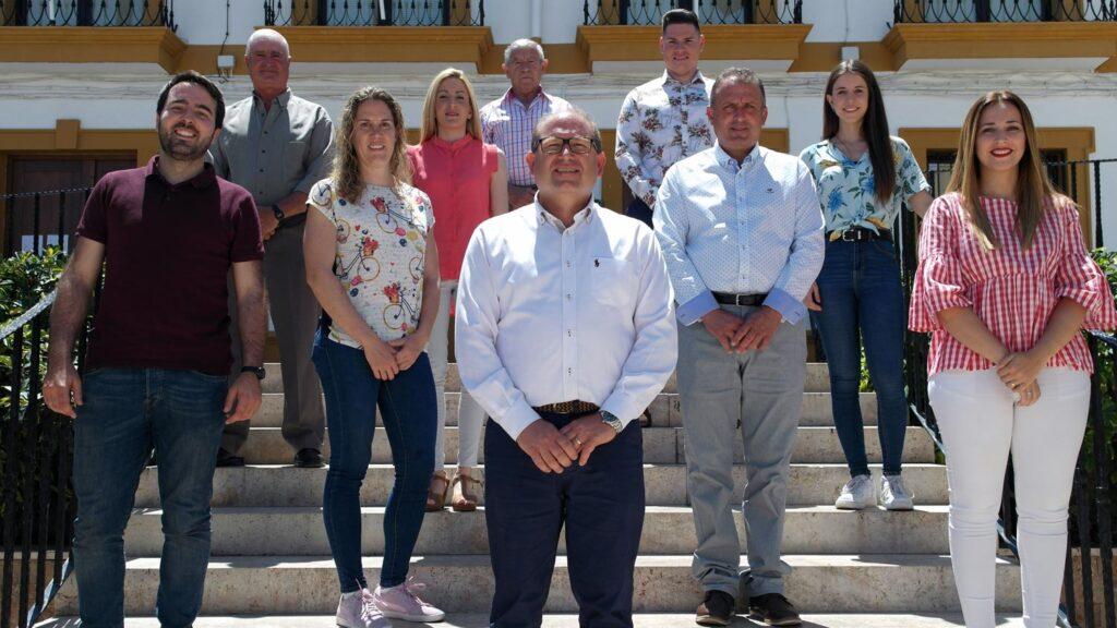PSOE Huécija | Candidatura para las elecciones municipales