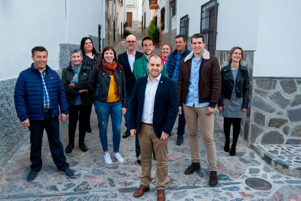 PSOE Fondón   Candidatura de Fondón