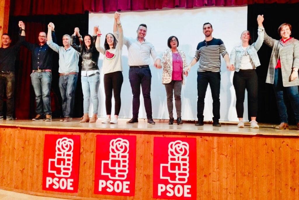 PSOE Chirivel | Presentación de la candidatura 26M