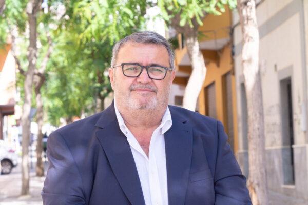 PSOE | Manolo García, candidato a la Alcaldía de Roquetas de Mar