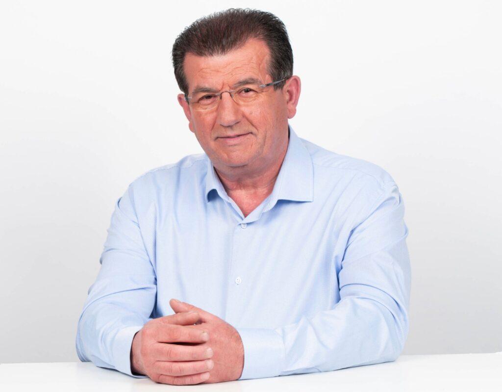 PSOE El Ejido | José Miguel Alarcón, candidato a la Alcaldía