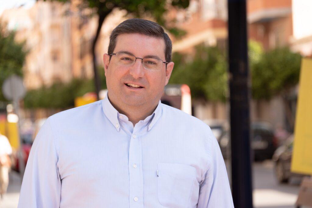 PSOE Terque   José Nicolás Ayala, candidato a la Alcaldía
