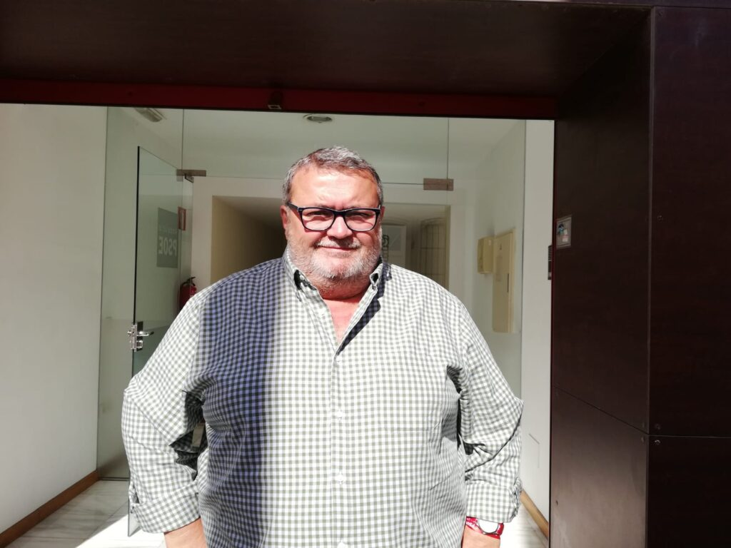 PSOE Roquetas de Mar   Manolo García, candidato a la Alcaldía