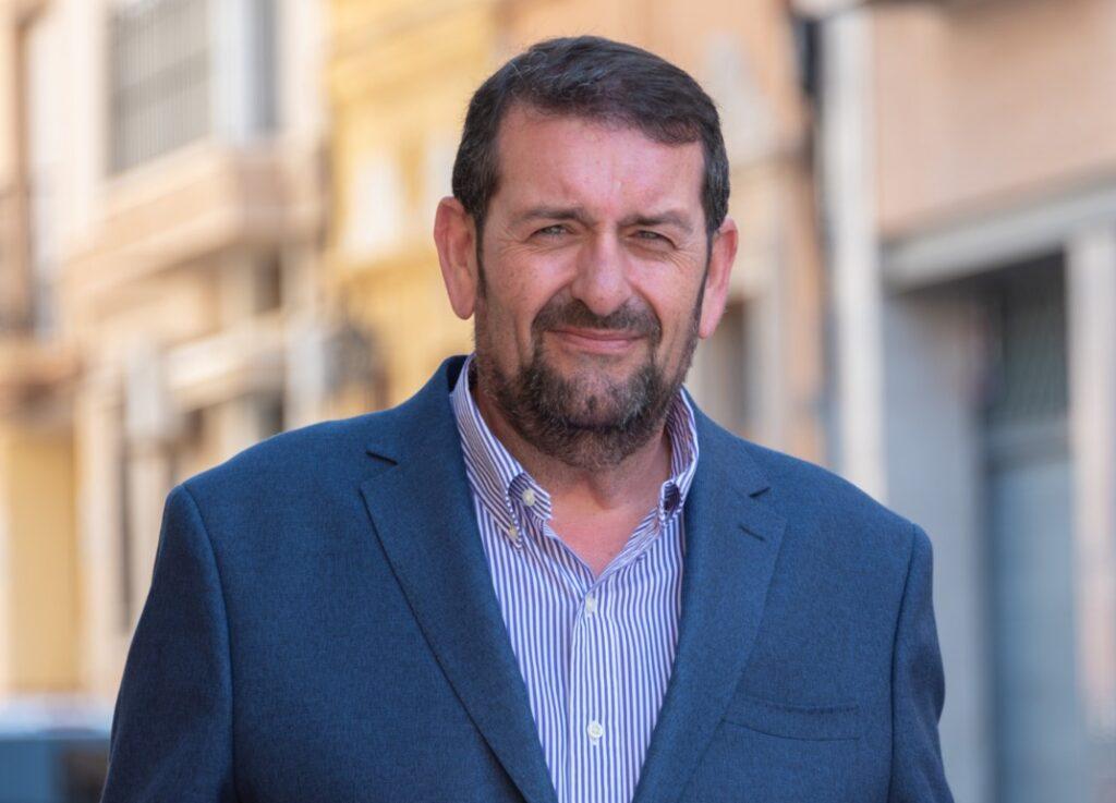 PSOE Vera | Martín Gerez, candidato a la Alcaldía
