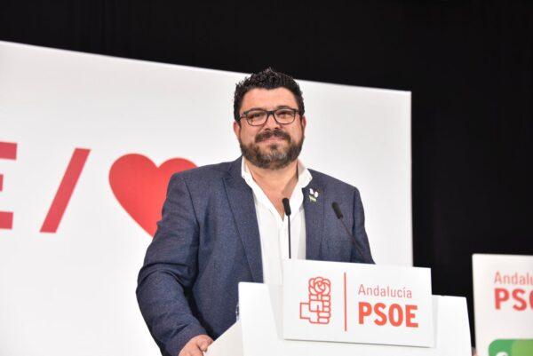 Rafael Montes, alcalde socialista de Fiñana