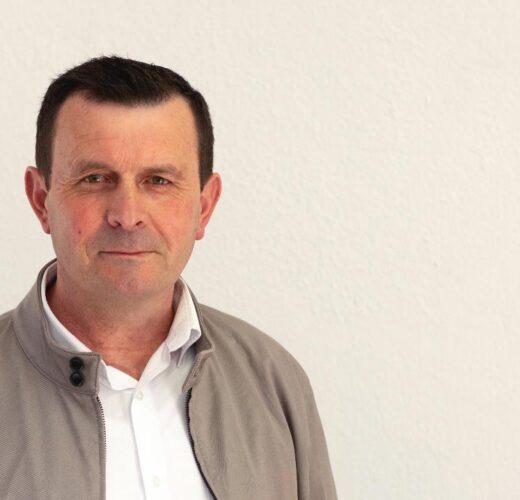 Abla | Alcalde del PP en Abla, Antonio Fernández