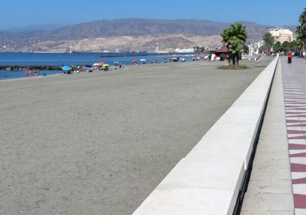 Playa de El Zapillo