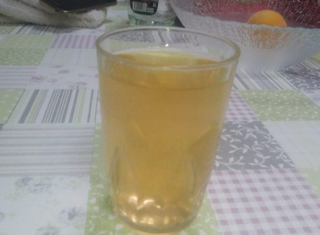 PSOE Gérgal | Vaso de agua del grifo