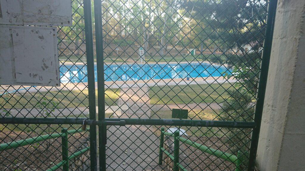 Vélez Blanco | piscina cerrada