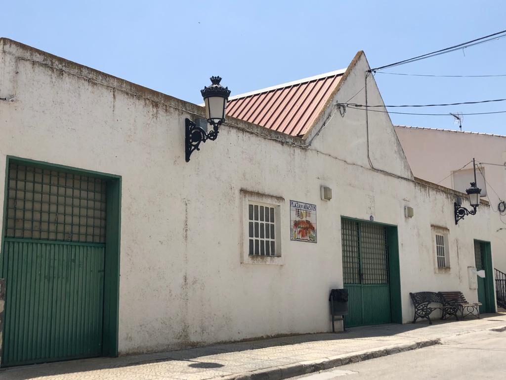 Chirivel | Plaza de Abastos