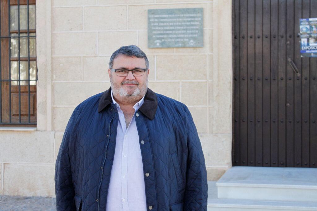 PSOE Roquetas de Mar | El portavoz socialista, Manolo García