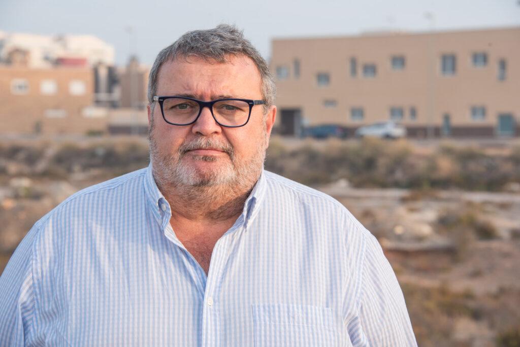 Manolo García, PSOE Roquetas de Mar.