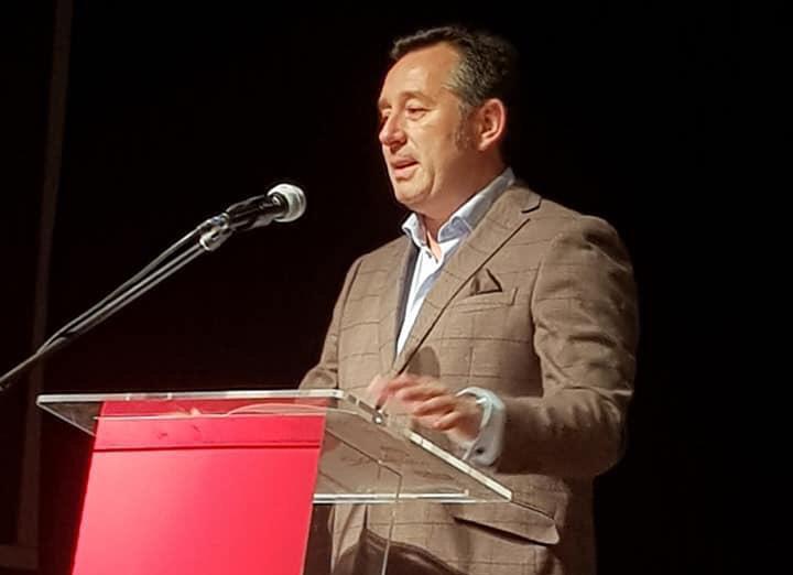 Diego Castaño secretario general PSOE Olula del Río