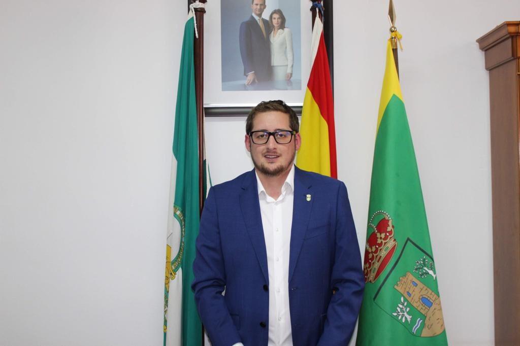 Ismael Gil, alcalde de Abrucena.