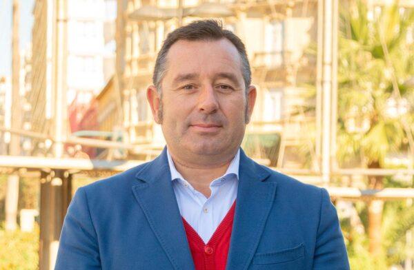 Diego Castaño, Portavoz socialista en el Ayuntamiento de Olula del Río