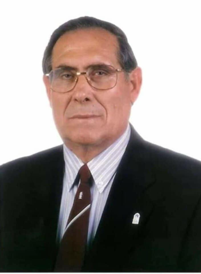 José Rodríguez Segura, primer alcalde de la democracia de Benahadux.