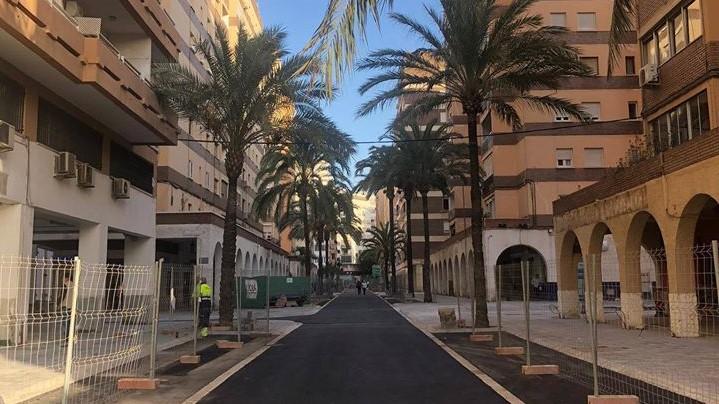 Calle Artés de Arcos de Almería