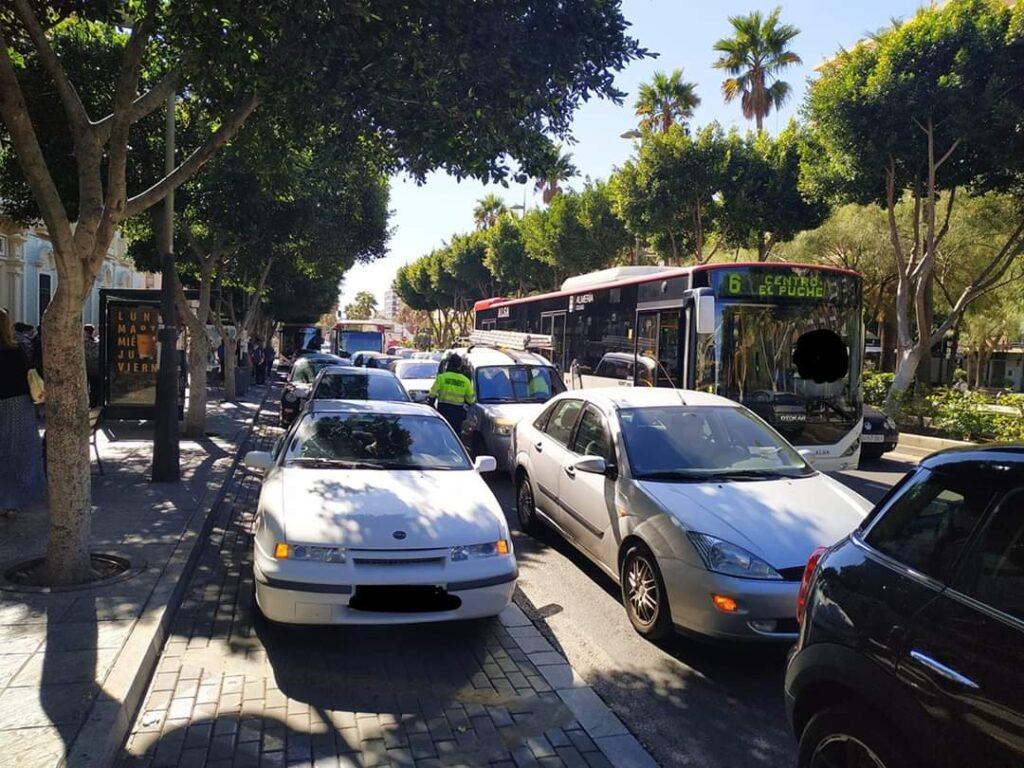 Paradas Surbús Almería