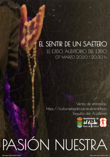 Cartel concierto Semana Santa El Ejido