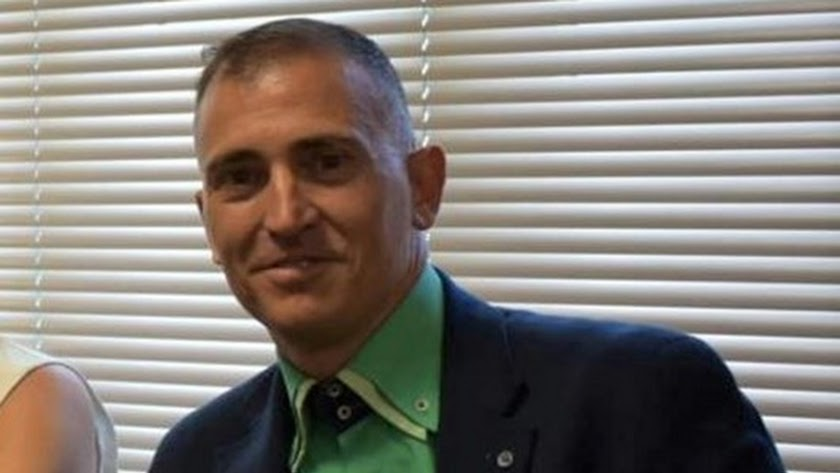 Antonio Jiménez, delegado provincial de Educación (Ciudadanos).