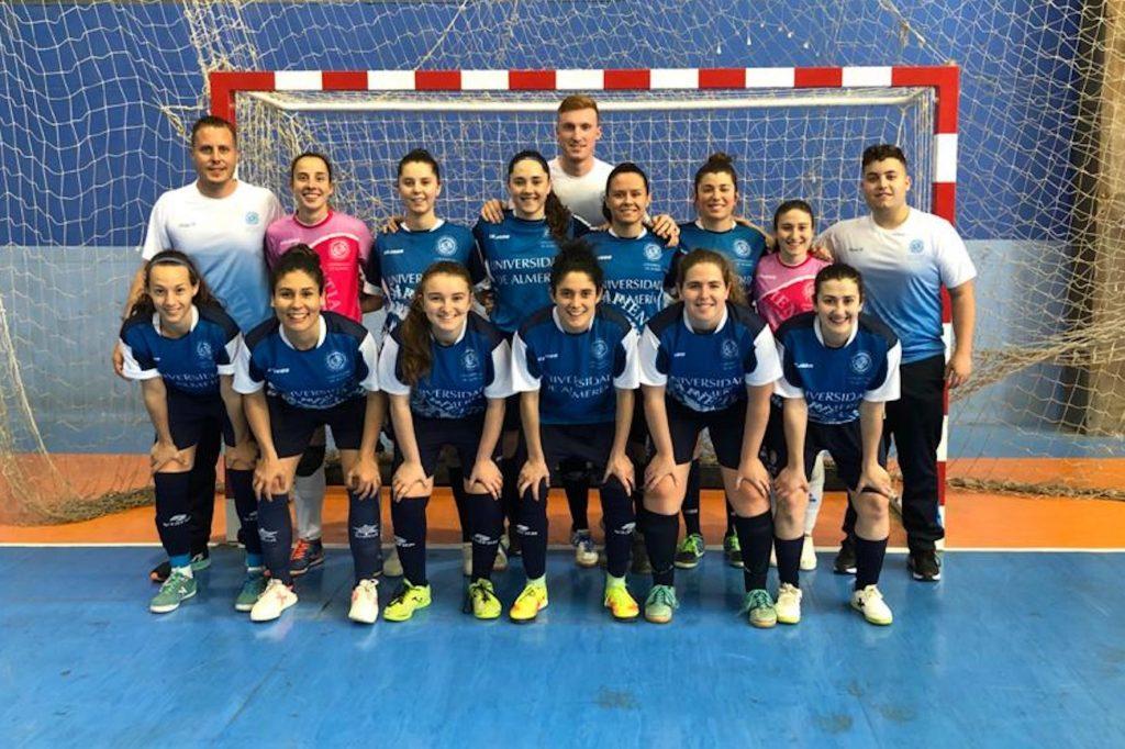 Fútbol sala femenino UAL