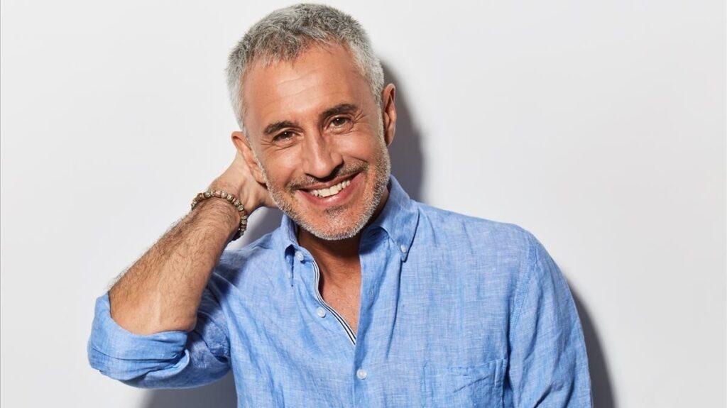 Sergio Dalma, cantante