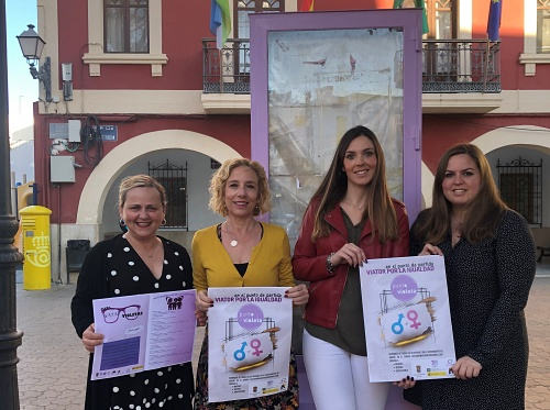 Presentación del proyecto por la igualdad del Ayuntamiento de Viator
